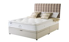 Knowlton Natural Latex 2000 Divan Bed