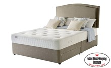 Farnham Silk 800 Divan Bed